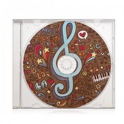 ČOKOLÁDOVÉ CD