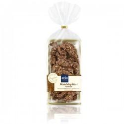 MANDLOVÉ STŘEPY, mléčná čokoláda, 100 g