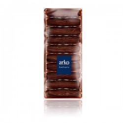 ČOKOLÁDOVÁ KŮRA, jemně hořká čokoláda, 100 g
